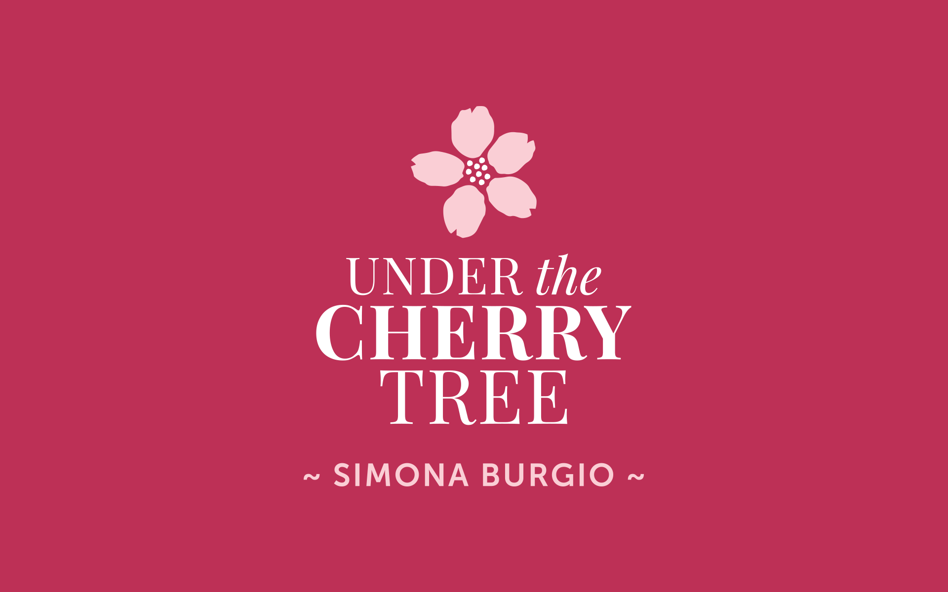 Simona Burgio - Under The Cherry Tree